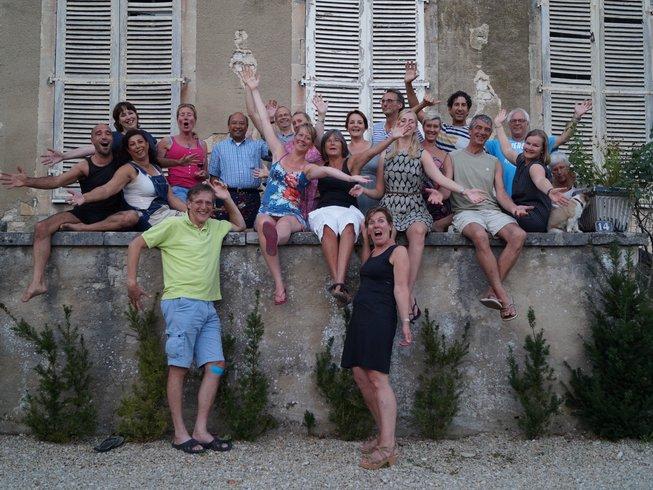 7-Daagse Creatieve Yogavakantie in Haute-Marne, Frankrijk