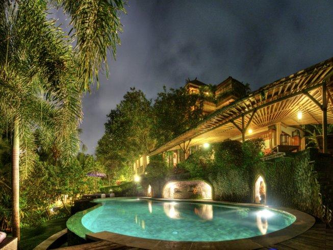 7 Days Radiant Heart Bali Yoga Retreat