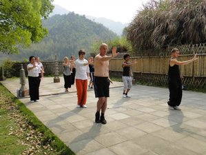 6-Month Learn Kung Fu, Sanda, Taiji in Dali, Yunnan