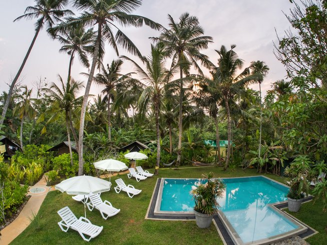 8 Days Surf and Yoga Retreat in Southern Province, Sri Lanka