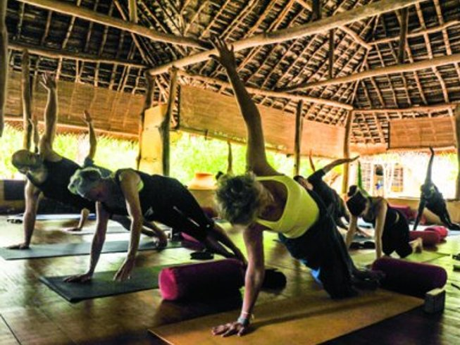15 Days Christmas Vinyasa Yoga Retreat in Sri Lanka