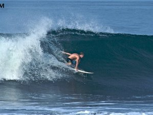 Improve Your Surfing in Playa Hermosa, Puntarenas Province, Costa Rica