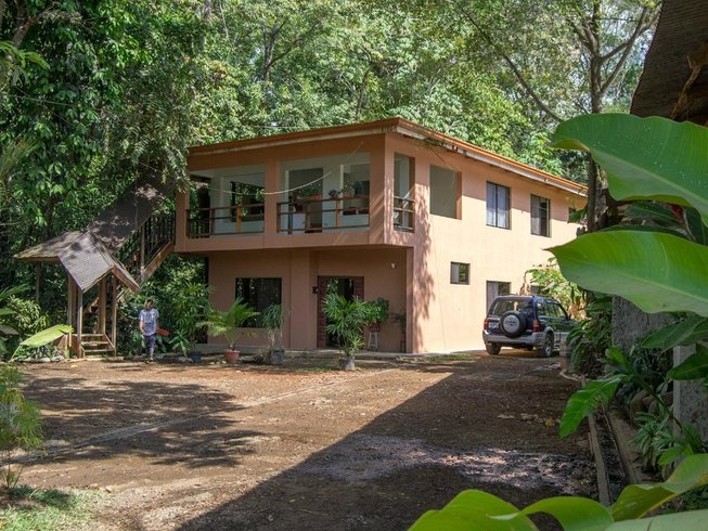 5 Days Serenidad Eco Yoga Retreat in Costa Rica