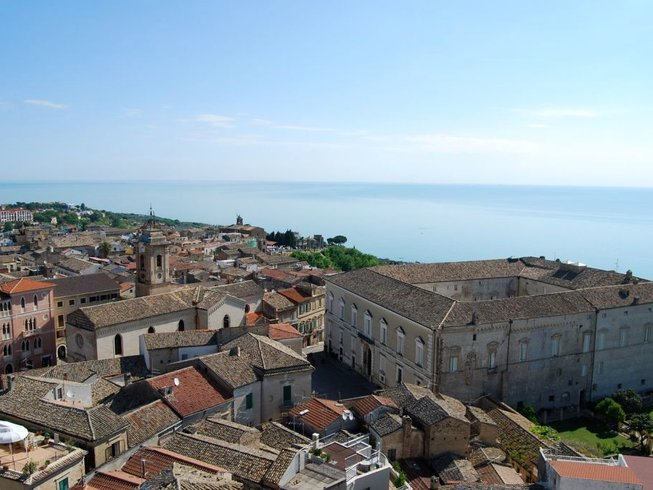 7 Days Walking and Culinary Holiday in Abruzzo, Italy