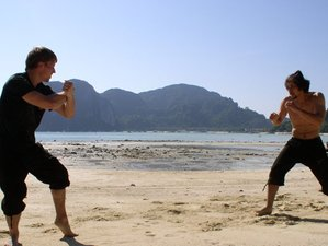 2 Weeks Private Ninja Training Camp Thailand
