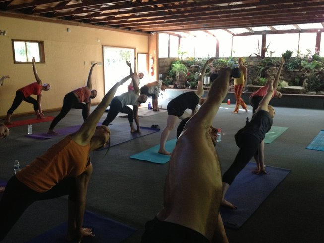 3 days winter wine and yoga retreat in california for Yoga and wine retreat