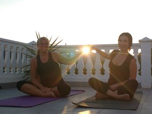 4 Days Weekend Energy Healing Workshops and Yoga Therapy in Spain