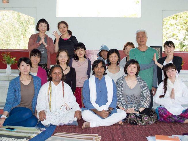 30 Days Spiritual Hatha Yoga Teacher Training in India