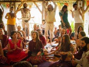 34-Daagse 250-urige Authentieke Hatha Yoga-Docentenopleiding aan het Meer van Atitlan, Guatemala