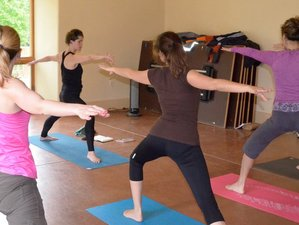 4 jours en stage de yoga en Californie