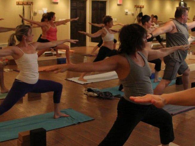 5 Days Wine Country Yoga Retreat in Sonoma Valley, California