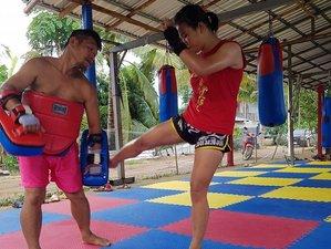 10 Days Detox Muay Thai Camp with Yoga, Meditation, Wellbeing in Phetchabun, Thailand
