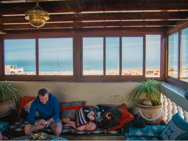 7 Days Outstanding Surf and Yoga Retreat in Agadir, Morocco