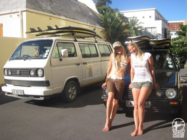 7 Days Surf Camp South Africa