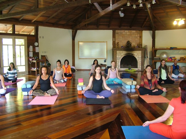 8 Days Meditation and Tantra Yoga Retreat in Brazil