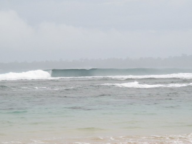 7 Days Budget Surf Camp in West Sumatra, Indonesia
