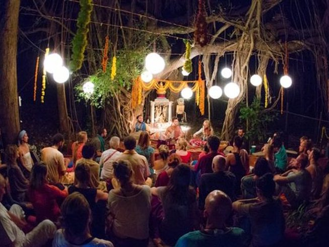 11 Days Bhakti Pilgrimage and Yoga Retreat in India