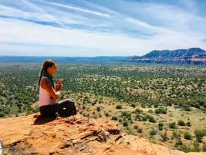 4 Day Girls' Teen Camp and Yoga Retreat in Arizona