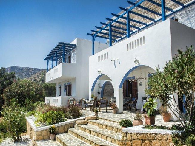 8 días retiro de yoga y excursiones en Grecia