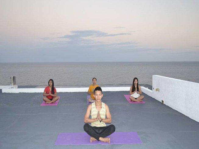3 jours en stage de yoga aux Philippines