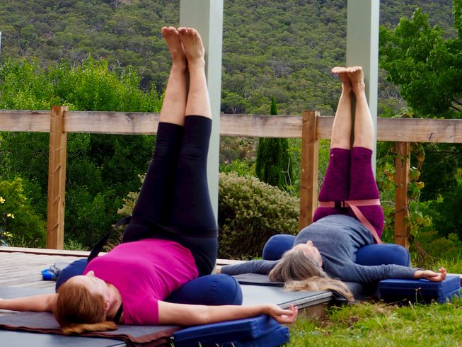 3 Days Iyengar Yoga Weekend Retreat in Australia