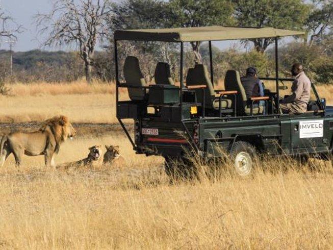 10 Days Game Drive Safari in Zimbabwe