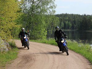5 Day Adventure Sweden Motorcycle Tour