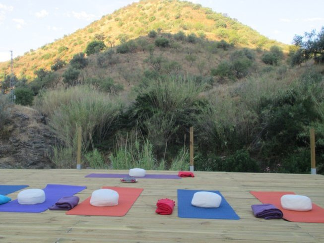 7 Tage Yoga und Meditation Retreat in Malaga, Spanien