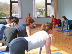 3 Days Weekend Yoga and Meditation Retreat with Dave Brocklebank in County Galway, Ireland