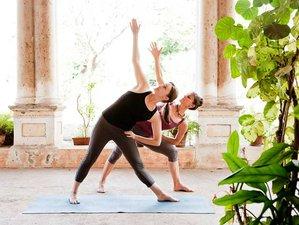 7 Days Mindful Vinyasa Yoga Retreat in Italy