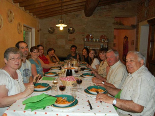 One Week Tuscan Family Cooking & Arts in Florence