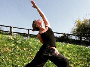 3 Tage Klangheilung, Meditation und Ruhe Yoga Retreat in Dorset, Großbritannien