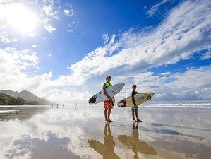 7 Days Yoga, Wushu, and Surf Camp in Costa Rica