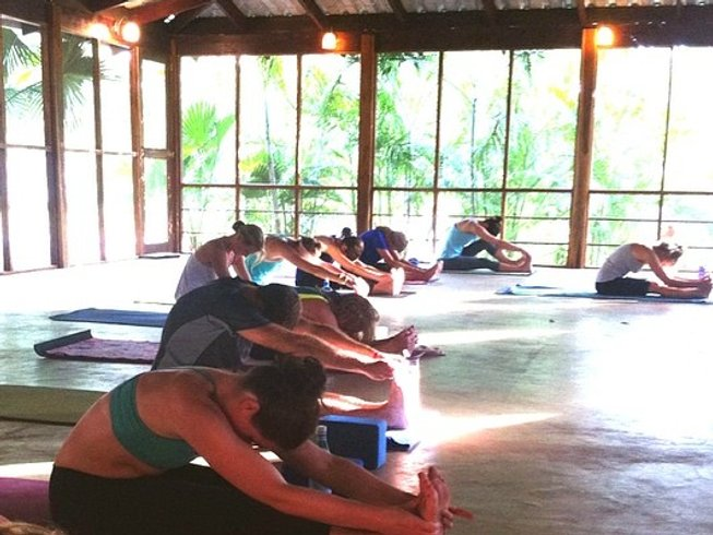30 Days Immersion and Yoga Retreat in Costa Rica