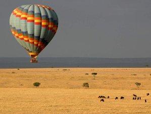 3 Day Masai Mara with a Hot air Balloon Safari