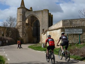 9 Days Burgos to Camino de Santiago Guided Cycling Holiday in Spain