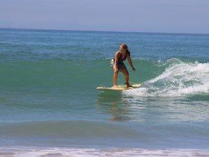 7 días campamento de yoga y surf en Santa Catalina, Panamá