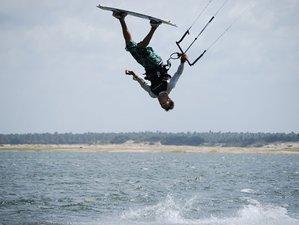 5 Days Semi Private Kite Surf Camp in Icairazinho, Brazil