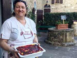 7 Day Cooking Vacation in Cortona, Province of Arezzo