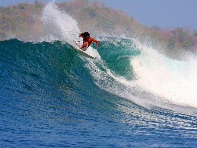 7 Days Tropical Surf Camp in Santa Catalina, Panama
