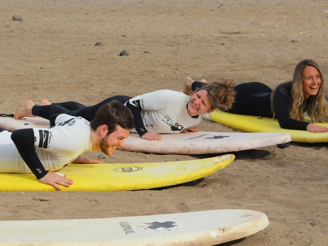 5 Days Yoga and Kite Surf Camp in Spain