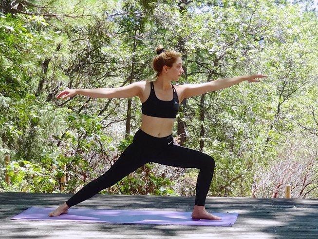 3 Days Guided Meditation & Yoga Retreat in Nevada, USA