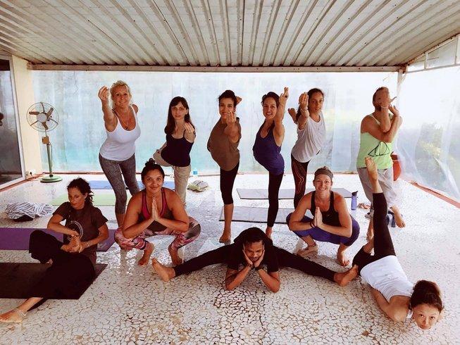 27-Daagse 300-urige Ashtanga Yoga Docentenopleiding in Goa, India