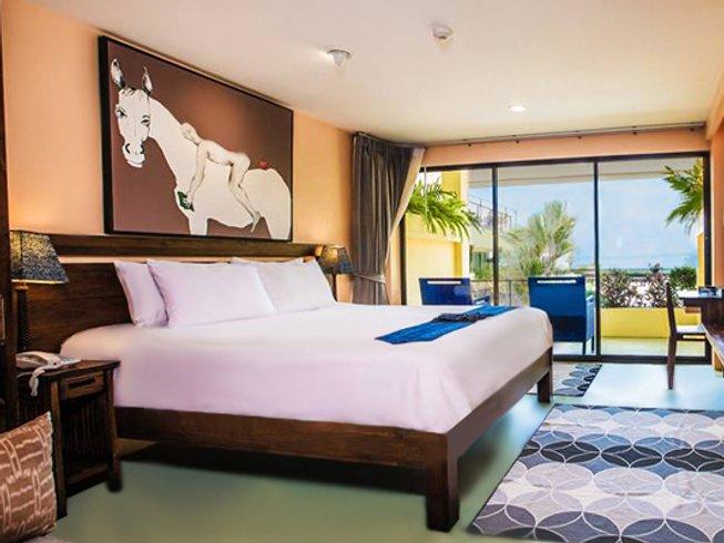 8 Days Rejuvenating Yoga Retreat in Phuket, Thailand