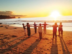 7 Day Kundalini and Gong Yoga Retreat with Mehtab, Laura, and Tej in Chacala, Nayarit