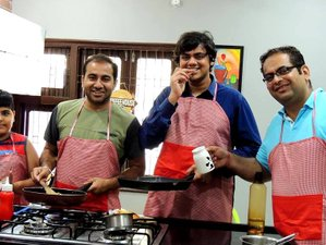 4 Day Stay with a Chef, Food Tour, and Cooking Holiday in Indore