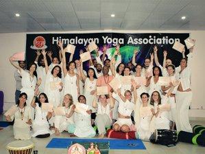 28 Days 200 Hours Multi Style Yoga Teacher Training in Rishikesh