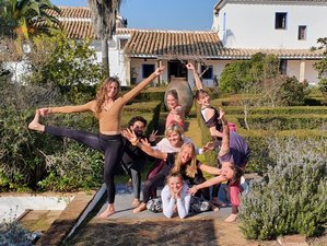 7 Day New Years Retreat with Yoga, Meditation & Mindfulness in Beautiful Nature & Cortijo in Spain