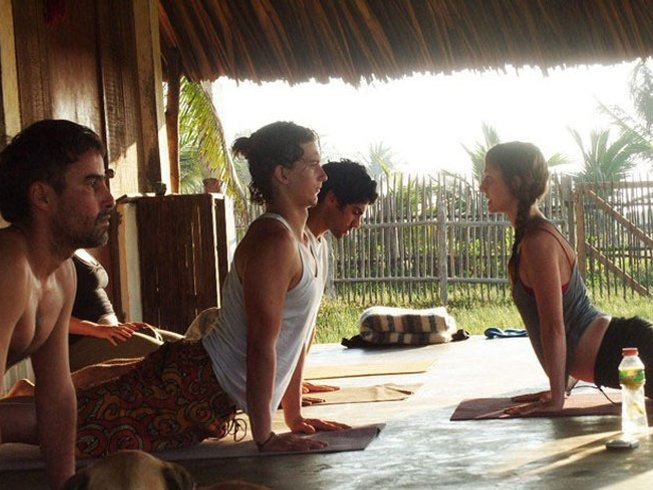 28 Days Yoga Retreat in Mexico & Guatemala