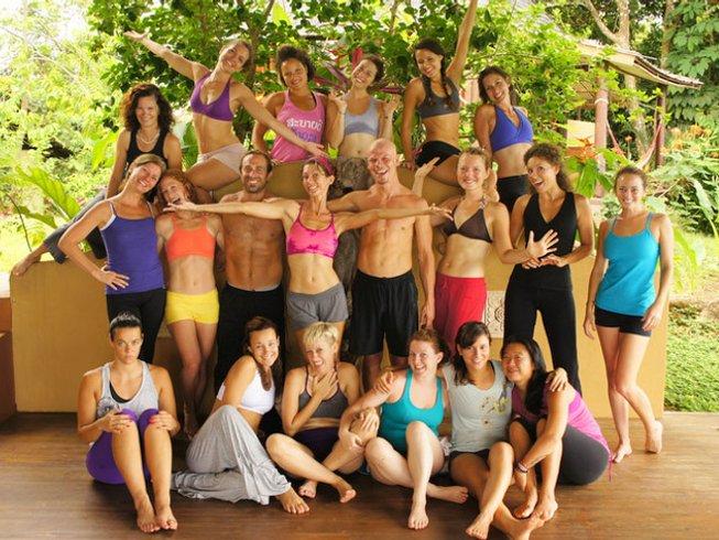 29 jours-200h de formation de professeur de yoga à Puntarenas, Costa Rica